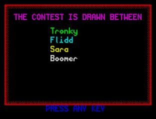 Chaos ZX Spectrum 20