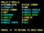 Chaos ZX Spectrum 28