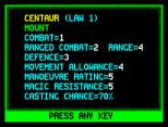 Chaos ZX Spectrum 29