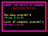 Chaos ZX Spectrum 39
