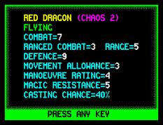 Chaos ZX Spectrum 44