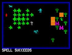 Chaos ZX Spectrum 48