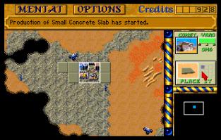 Dune 2 - The Battle For Arrakis Amiga 09