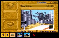 Dune 2 - The Battle For Arrakis Amiga 10