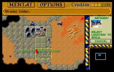 Dune 2 - The Battle For Arrakis Amiga 11