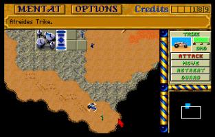 Dune 2 - The Battle For Arrakis Amiga 12