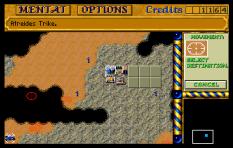 Dune 2 - The Battle For Arrakis Amiga 22