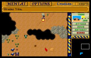 Dune 2 - The Battle For Arrakis Amiga 31