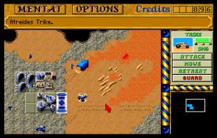 Dune 2 - The Battle For Arrakis Amiga 34