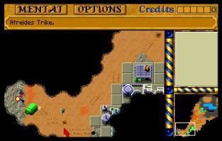 Dune 2 - The Battle For Arrakis Amiga 42