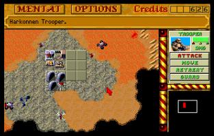 Dune 2 - The Battle For Arrakis Amiga 45