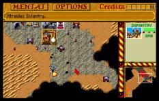 Dune 2 - The Battle For Arrakis Amiga 54