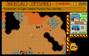 Dune 2 - The Battle For Arrakis Amiga 64