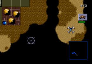Dune - The Battle for Arrakis Megadrive 09