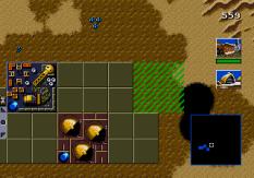 Dune - The Battle for Arrakis Megadrive 10