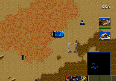 Dune - The Battle for Arrakis Megadrive 11