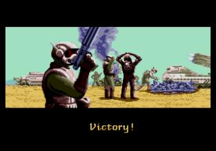Dune - The Battle for Arrakis Megadrive 12