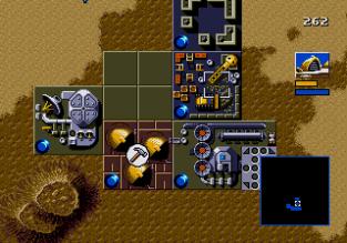 Dune - The Battle for Arrakis Megadrive 20