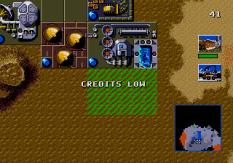 Dune - The Battle for Arrakis Megadrive 22