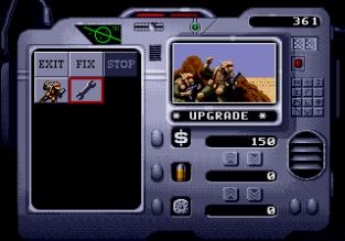 Dune - The Battle for Arrakis Megadrive 23