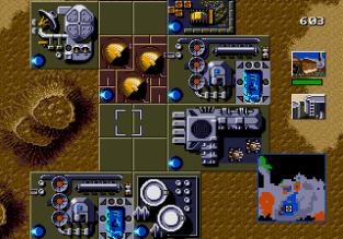 Dune - The Battle for Arrakis Megadrive 31