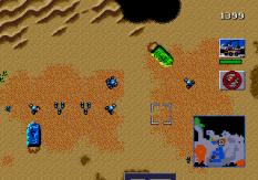 Dune - The Battle for Arrakis Megadrive 32