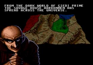 Dune - The Battle for Arrakis Megadrive 34