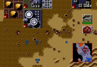Dune - The Battle for Arrakis Megadrive 42