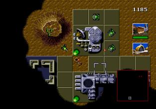 Dune - The Battle for Arrakis Megadrive 45