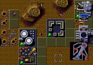 Dune - The Battle for Arrakis Megadrive 53