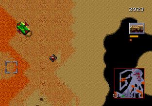 Dune - The Battle for Arrakis Megadrive 56