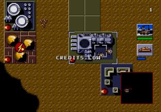 Dune - The Battle for Arrakis Megadrive 67