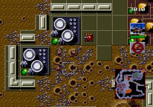 Dune - The Battle for Arrakis Megadrive 75