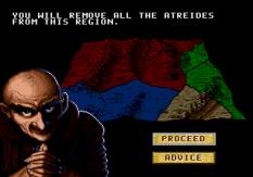 Dune - The Battle for Arrakis Megadrive 76