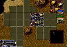 Dune - The Battle for Arrakis Megadrive 77