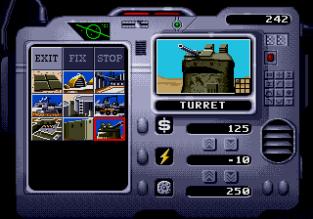 Dune - The Battle for Arrakis Megadrive 78