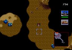 Dune - The Battle for Arrakis Megadrive 87