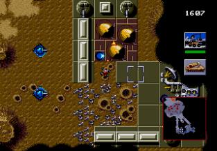 Dune - The Battle for Arrakis Megadrive 89