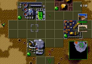 Dune - The Battle for Arrakis Megadrive 97