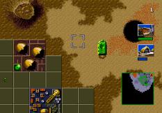 Dune - The Battle for Arrakis Megadrive 98