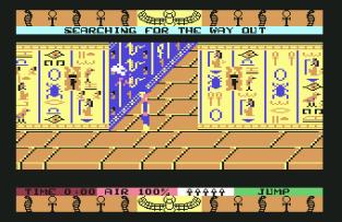 Entombed C64 09