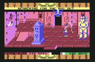 Entombed C64 20