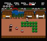 Ganbare Goemon MSX 016