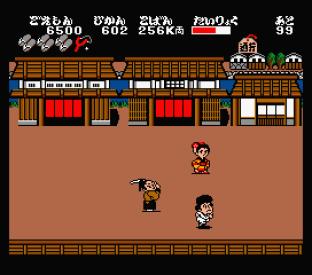 Ganbare Goemon MSX 031