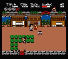 Ganbare Goemon MSX 033