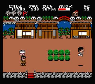 Ganbare Goemon MSX 034