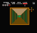 Ganbare Goemon MSX 039