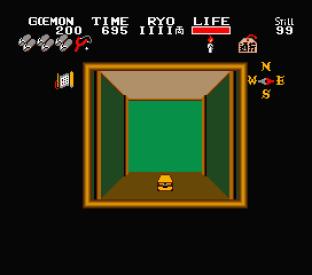 Ganbare Goemon MSX 042
