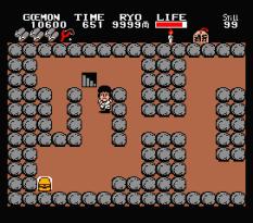 Ganbare Goemon MSX 043