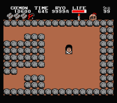 Ganbare Goemon MSX 044